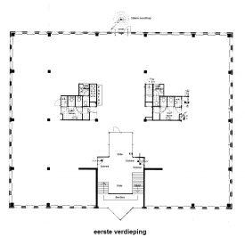 1e verdieping Vareseweg