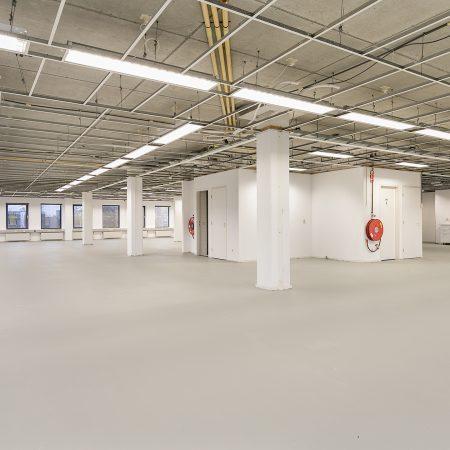 Eerste verdieping Vareseweg 53-59 Rotterdam
